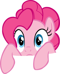 Size: 2414x2955 | Tagged: safe, artist:wcctnoam, pinkie pie (mlp), earth pony, equine, fictional species, mammal, pony, friendship is magic, my little pony, female, feral, high res, manebooru exclusive, mare, simple background, solo, solo female, transparent background, vector
